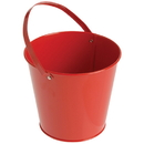 US TOY TU148-04 Color Bucket, Red