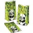 U.S. Toy TU272 Panda Paper Bags