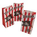 U.S. Toy TU28 Paper Pirate Paper Bags