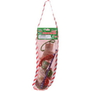 U.S. Toy XM30 12 in. Filled Christmas Stocking