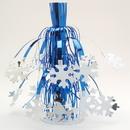 U.S. Toy XM484 Snowflake Centerpiece & Dangler