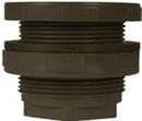 Inland Seas IS11813 PVC Bulkhead Tank Adapter, 1-1/4
