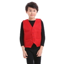 TopTie Kid Vest Volunteer Activity Waistcoat Party Costume Vests