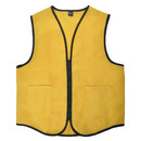 TopTie Supermarket Uniform Vest Zipper Volunteers Event Vest