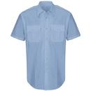 Horace Small HS1523 New Dimension Plus Short Sleeve Poplin Shirt - Women'S