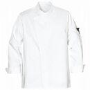 Chef Designs KT80WH Tunic Chef Coat - White