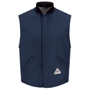 Bulwark LNS2NV Vest Style Jacket Liner  - Navy