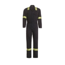Workrite 1897NB - Work Coverall with Tape