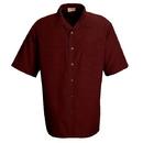 Hospitality Microfiber Convertible Collar Shirt - 1K00