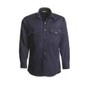 Workrite 2287NV - Western-Style Shirt