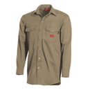 Dickies FR  2827KH - Snap-Front Shirt