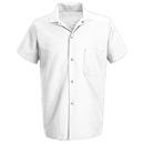 Red Kap 5028WH Cook Shirt - White