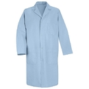 Red Kap 5080 Men's 4 Gripper Lab Coat