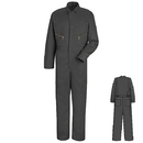 Red Kap CC18 Zip-Front Cotton Coverall