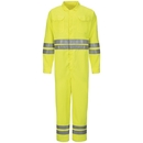 Bulwark CMD8HV Excel Fr Comfortouch 2 Deluxe Coverall, Yellow