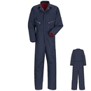 Red Kap CT30NV Insulated Twill Coverall - Navy