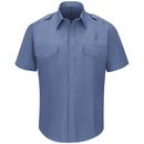 Workrite FSC2LB - Short-Sleeve Fire Chief Shirt