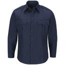 Workrite FSE0NV - Long-Sleeve Fire Officer Shirt