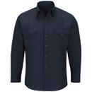 Workrite FSF0MN - Long-Sleeve Firefighter Shirt