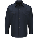 Workrite FSF4MN - Long-Sleeve Western Firefighter Shirt
