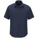 Workrite FSM2NV - Station 73 Collection Uniform Shirt