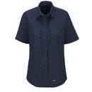 Workrite FSM3NV - Station 73 Collection Womens Shirt