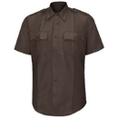 Horace Small Men'S Sentry Short Sleeve Shirt With Zipper
