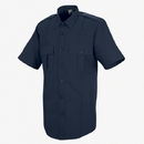 Horace Small HS1238 Men's Sentry Action Option Short Sleeve Shirt - Dark Navy