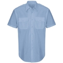Horace Small HS1523 New Dimension Plus Short Sleeve Poplin Shirt - Women'S