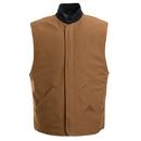 Bulwark LLS2BD Vest Jacket Liner  - Brown Duck