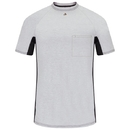 Bulwark Two-Tone Baselayer W/Mesh Gusset - MPS4