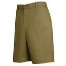 Red Kap PC26 Men's Cotton Casual Plain Front Short