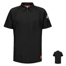 Bulwark Iq Series Short Sleeve Polo - Cat2 - Qt10