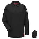 Bulwark Iq Series Long Sleeve Polo - Cat 2 - Qt12
