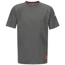 Bulwark Iq Series Short Sleeve Tee - Cat2 - Qt30
