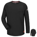 Bulwark Iq Series Long Sleeve Tee - Cat2 - Qt32
