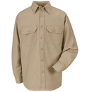 Bulwark SMU4 5.8 Oz Cooltouch2 Dress Uniform Shirt Smu4