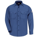 Bulwark Button-Front Deluxe Shirt - Cat 1 - Snd6