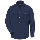 Bulwark Snap Front Deluxe Shirt - 4.5 Oz - Cat 1 - Sns2