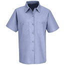 Red Kap SP23 Women's Short Sleeve Industrial Work Shirt