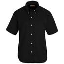 Red Kap SP81 Ladies Short Sleeve Button-Down Poplin Shirt