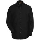 Red Kap SP90 Men's Long Sleeve Button-Down Poplin Shirt