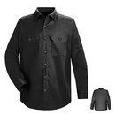 Red Kap ST52 Long Sleeve Utility Uniform Shirt