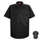 Red Kap ST62 Short Sleeve Utility Uniform Shirt