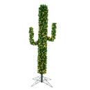 Vickerman A185576 7.5' Cactus Pine 1200T DuraLit 500CL