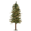 Vickerman A801961 6' Mixed Country Alpine Tree 200CL 442T