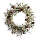 Vickerman Dakota Pine Wreath 30 Tips