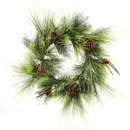 Vickerman Boulder Pine Wreath