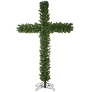 Vickerman E864776LED 7.5' Christmas Cross Dura-Lit LED 250WW