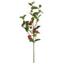 Vickerman FD170102 34'' Tea Rose Spray-Red